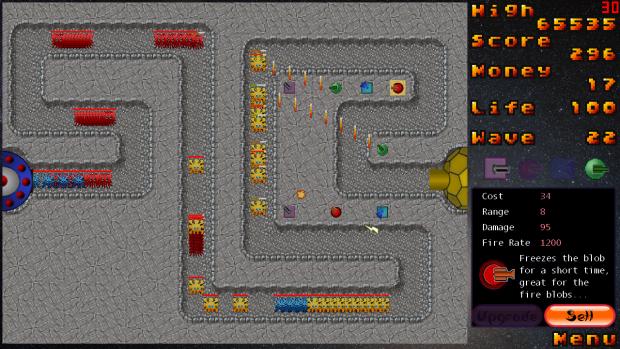 Colony Defense Screenshots
