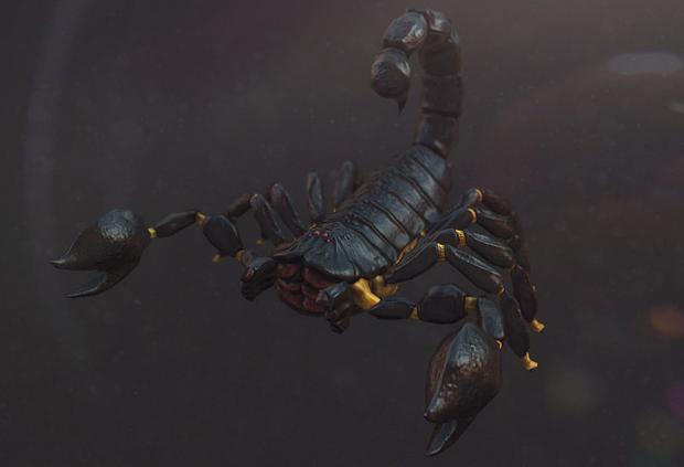 Big Scorpion