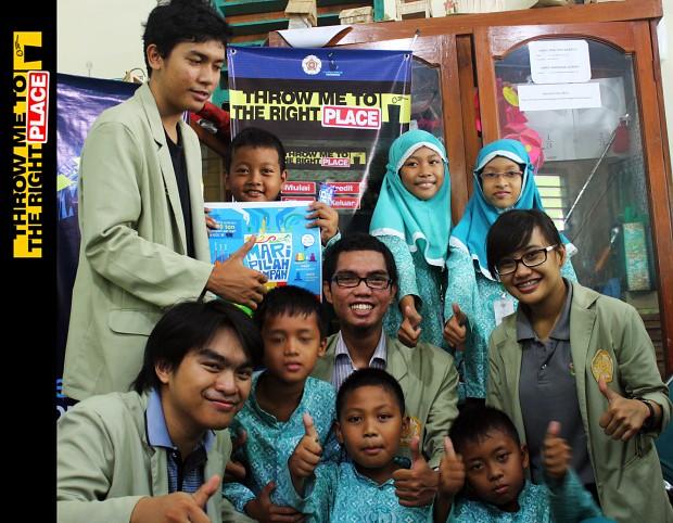 MI Negeri 1 Yogyakarta, Alpha Testing