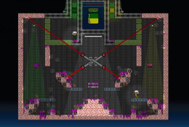 Deathmatch level: Deadzone