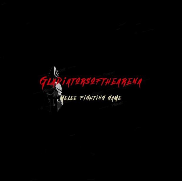 Gladiators of the arena logo 1