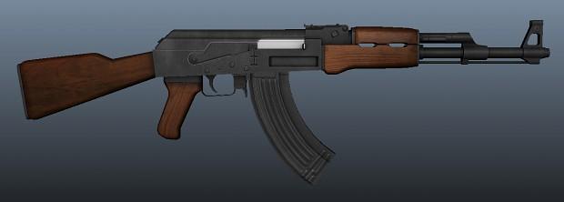 ak47 model