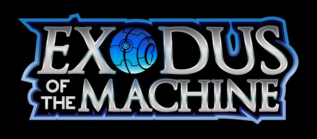 Exodus of the Machine Teaser Images and Logo