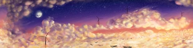 cloudscape concept