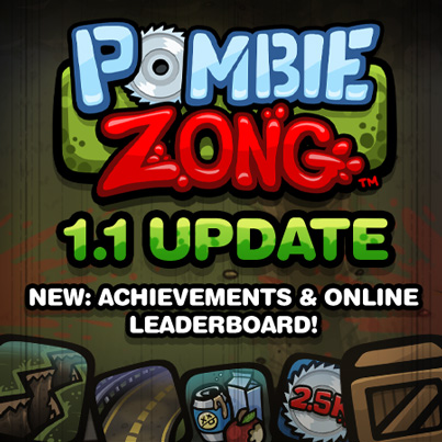 Pombie Zong Update 1.1