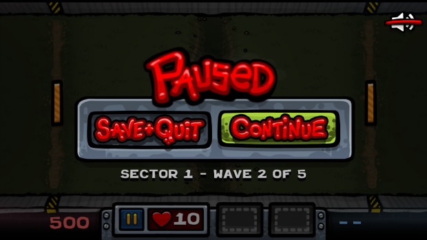 Save and Quit