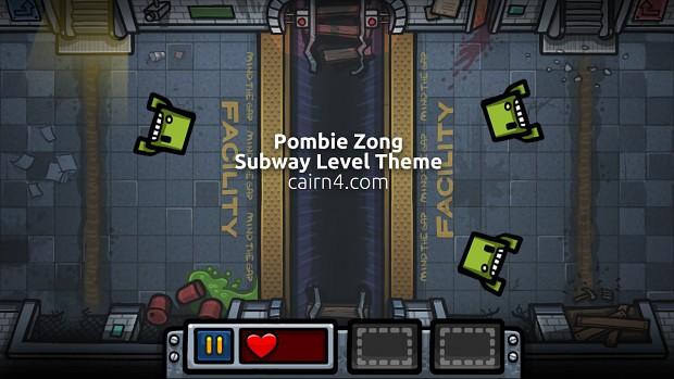 Subway Level Background