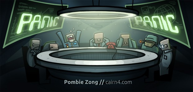 Game Over War Room