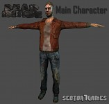 Finished main character.