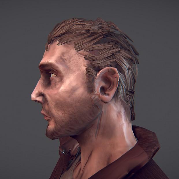 Main Characters hair (WIP)