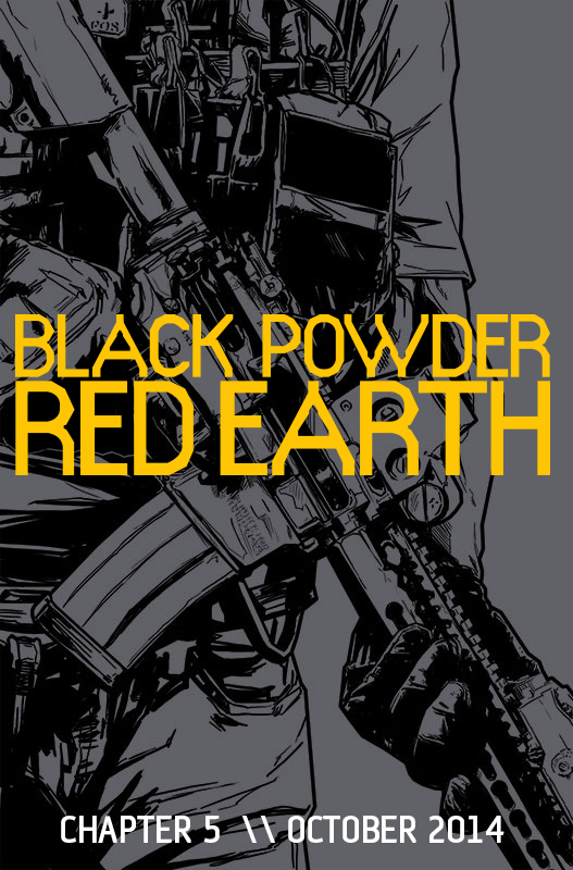 Black Powder \\ Red Earth Chapter 2.1