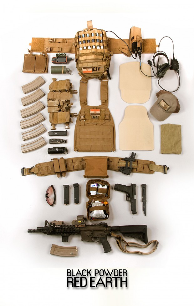 Junk on the Bunk - Cold Harbor Assault Package