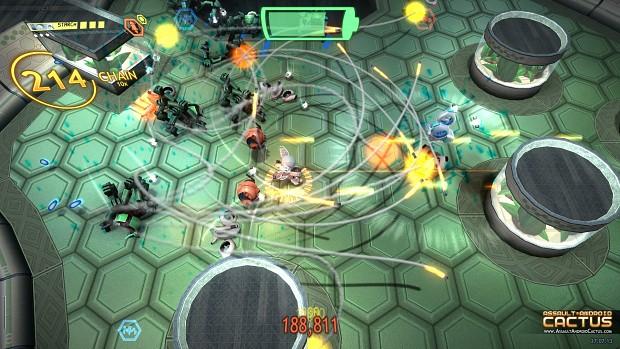 even more gameplay screenshots