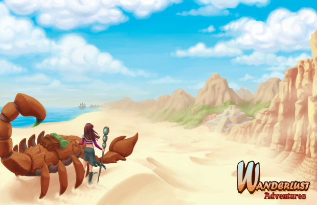 Wanderlust: Adventures Dev Log