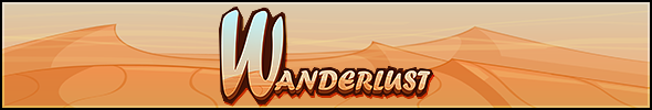 Wanderlust: Adventures Post Banner