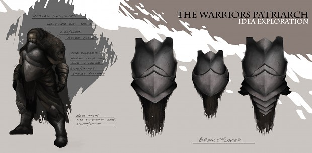 Warrior's Patriarch idea exploration _01