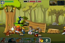 Lumberwhack Game Play