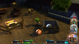 Screenshot (Rollers of the Realm, March 2014)