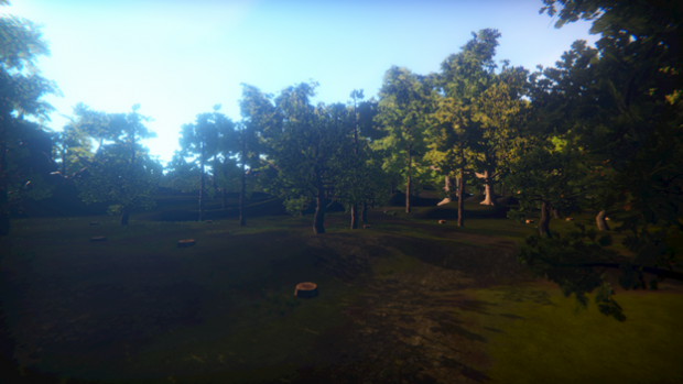 Woodcutters Camp
