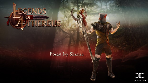 Legends of Aethereus - The Shaman