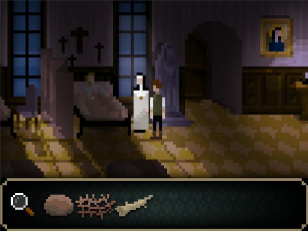 Screenshot of Second Chapter (Memories)