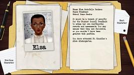 Elsa's profile
