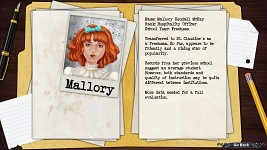 Mallory's Profile