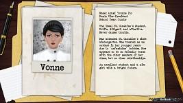 Vonne's profile