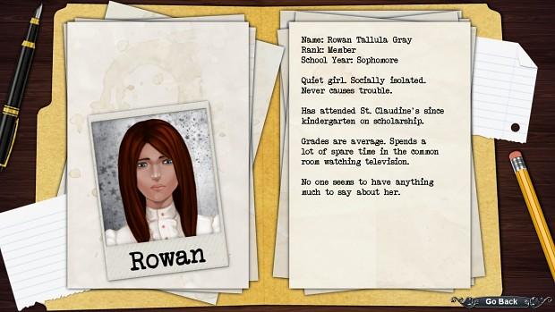Rowan's Profile