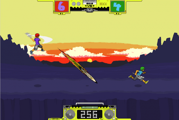 Lethal League screenshots