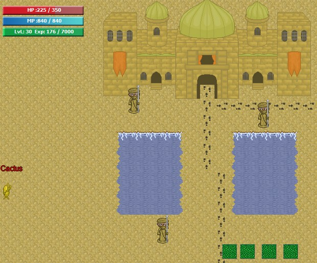 Sand Temple Entrance[WIP]