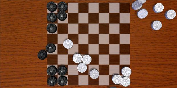 Unfair Checkers - testing