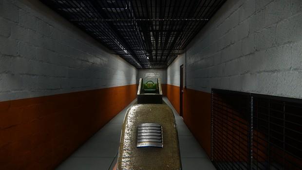 Liberico - Hallway Scene