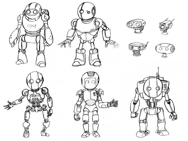 Original ODY concepts