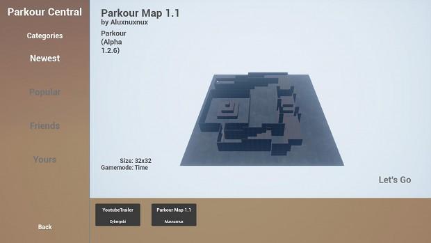 Parkour Central