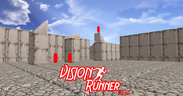 Vision Runner<sup<TM</sup< - BETA 1.3 the Multiplayer Update