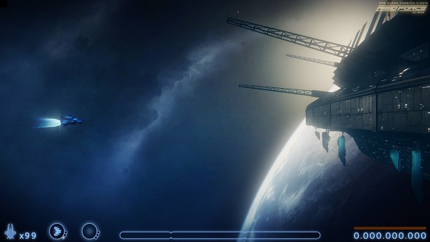 Space Station - Polishing