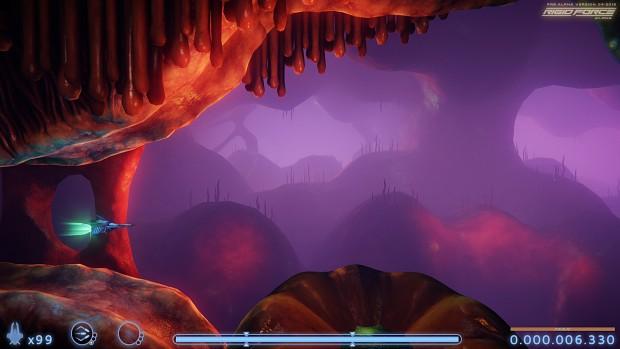 The Alien Homeworld - Cavern 2