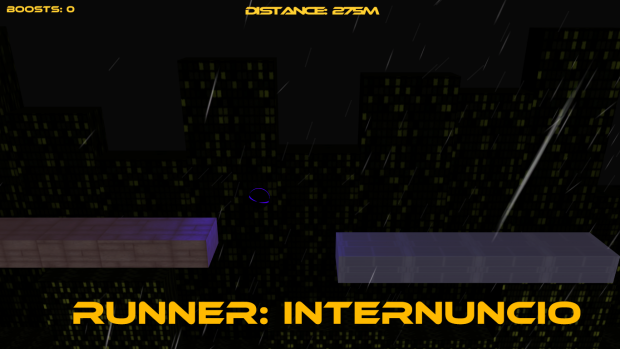 Runner: Internuncio Introducing