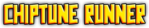 Chiptune Runner Logo