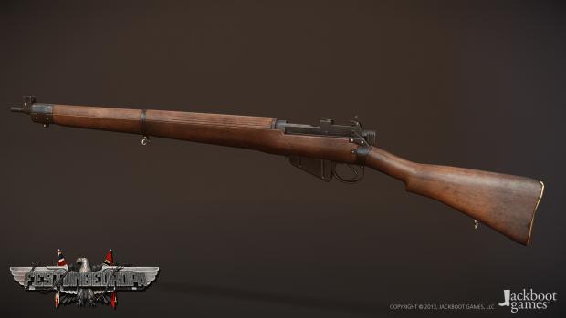 Enfield No. 4 Mk I*