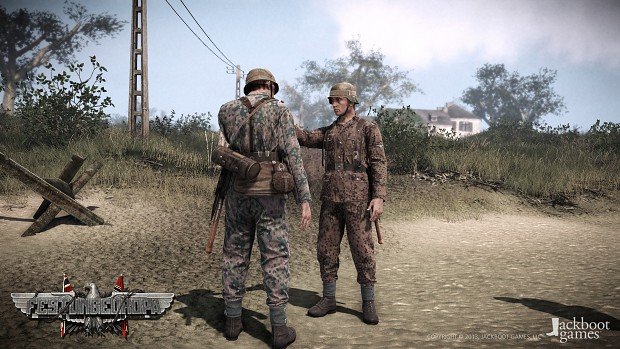 Pea Dot 44 Camouflage