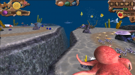 Fish vs. Crabs Tower Defense