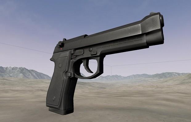 Dead Linger - Guns