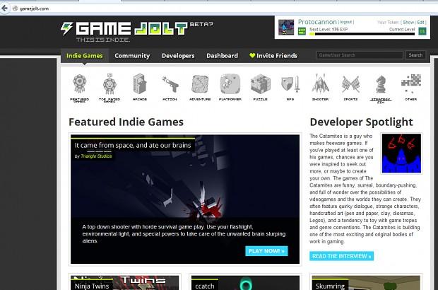 GameJolt and leaderboards