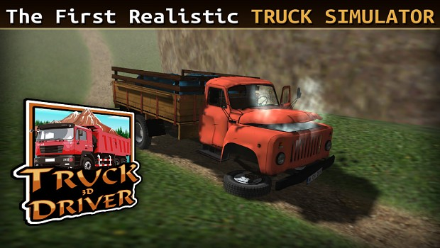 Truck Driver 3D - iOS