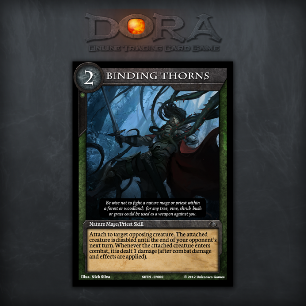 Binding Thorns