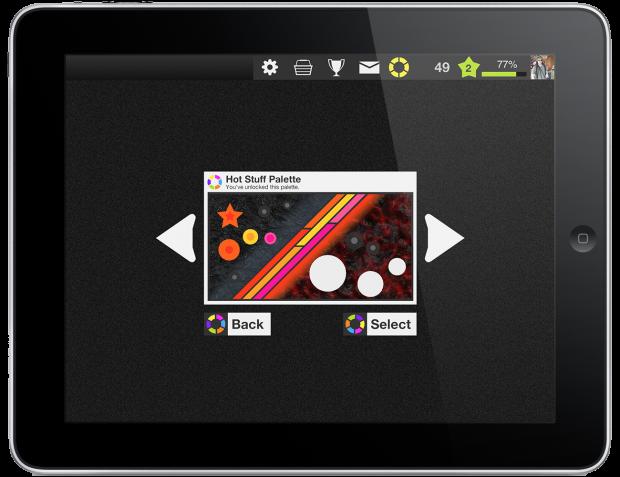 Screenshots on iPad
