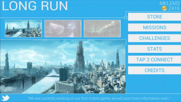 Long Run New Screenshots