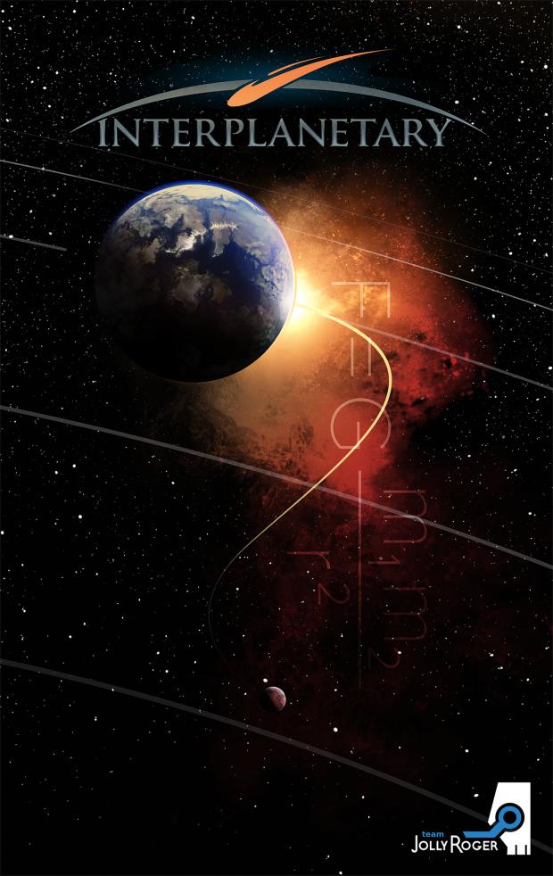 Interplanetary poster